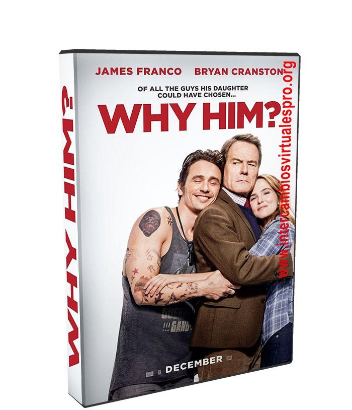 ¿Por qué él? poster box cover