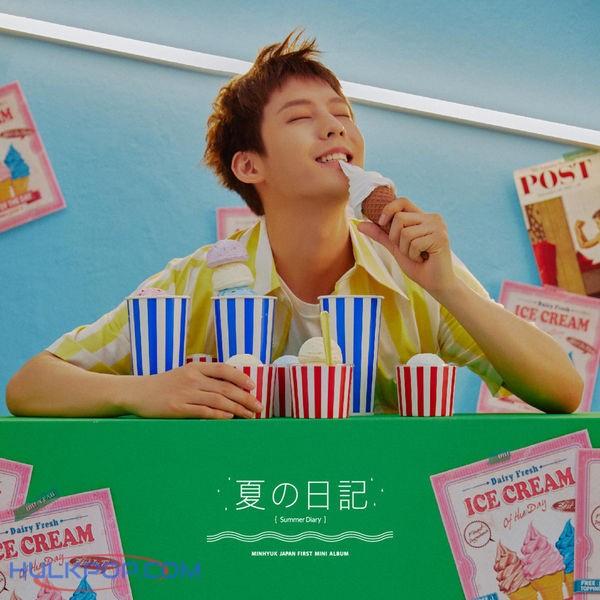 Lee Minhyuk (HUTA) – Summer Diary – EP