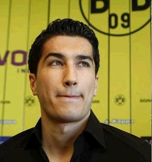 Sahin is new Real Madrid player
