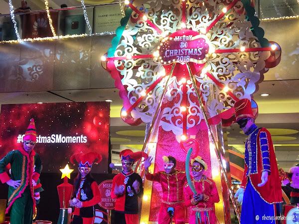 SM City Marikina Grand Christmas Carnival 2018!