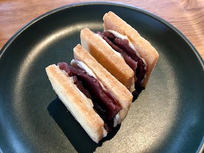 三軒茶屋のコーヒーライツのあんこバタークッキー