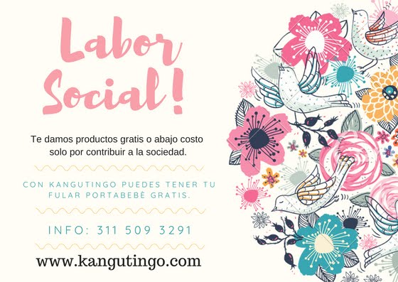 VOLUNTARIADO Y LABOR SOCIAL CON KANGUTINGO