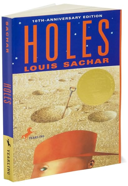 A plot review of louis sachars book holes