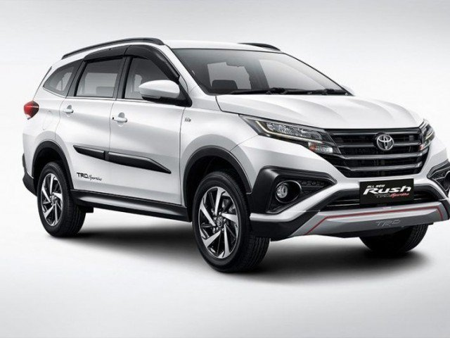 Toyota Pakistan is going to launch  Affordable Rush SUV