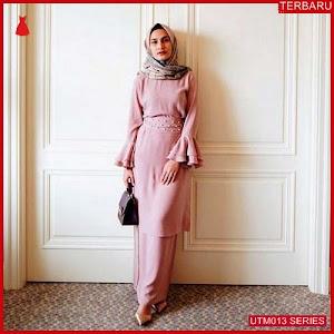 UTM013A63 Baju Ariana Muslim Set Dewasa Atasan UTM013A63 00D | Terbaru BMGShop
