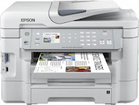 Epson WorkForce WF-3530DTWF Driver Baixar Windows, Mac, Linux