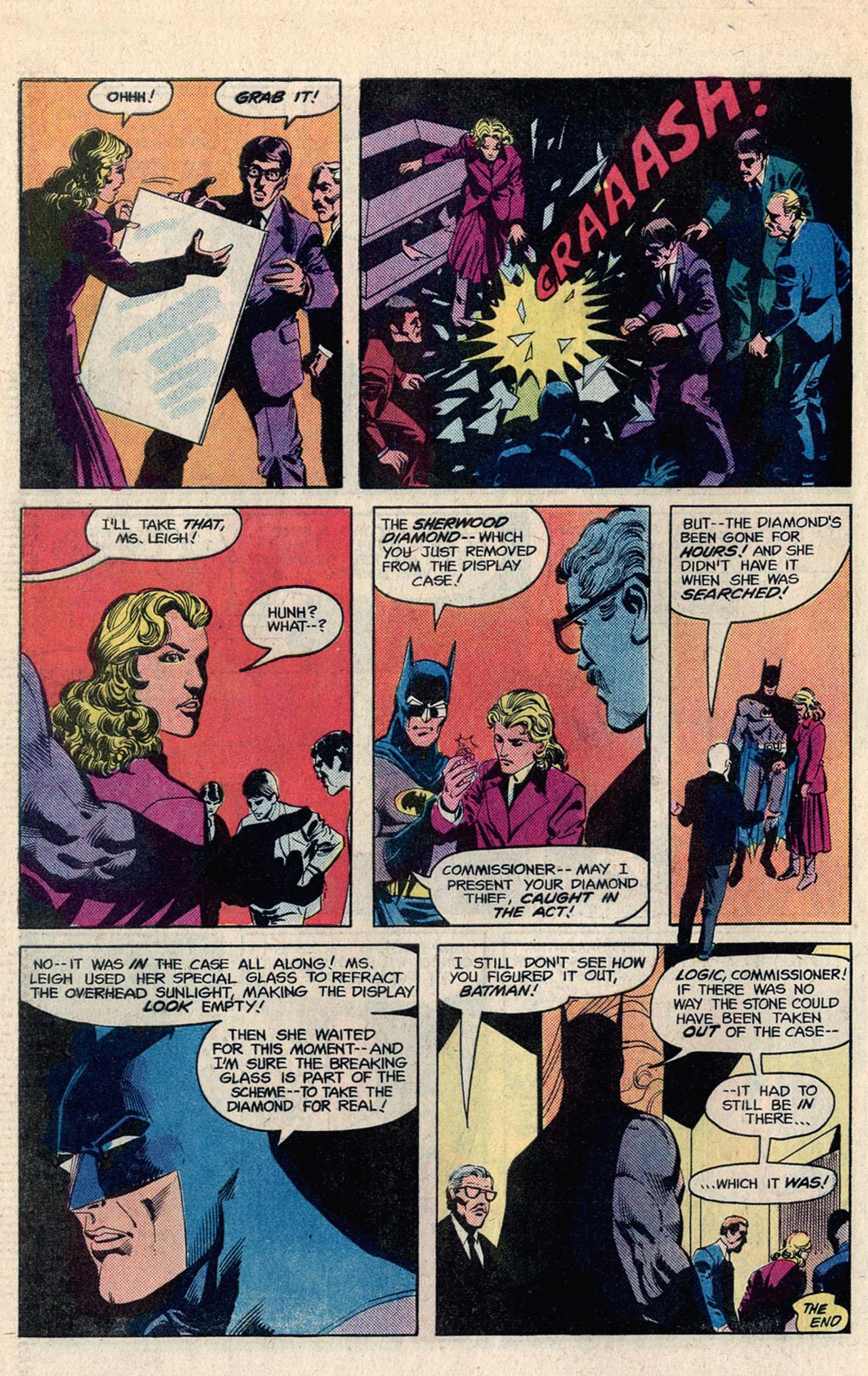Detective Comics (1937) 507 Page 33