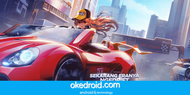 tips cara cepat menaikan naik level exp rank bermain game garena speed drifters android