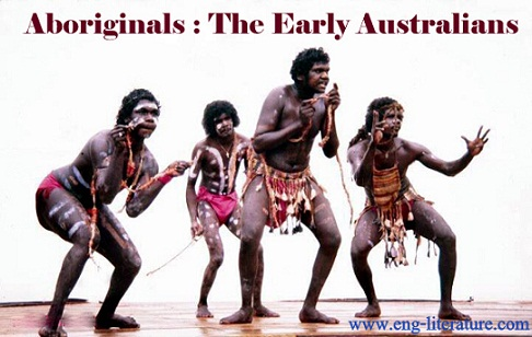 Interesting History About Aboriginal, the Early Australian