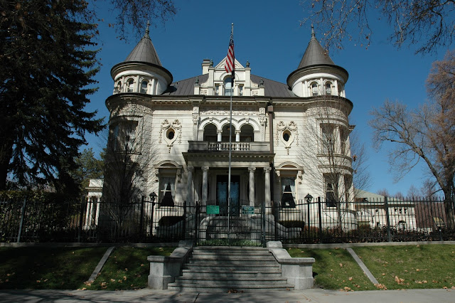 Kearns Mansion