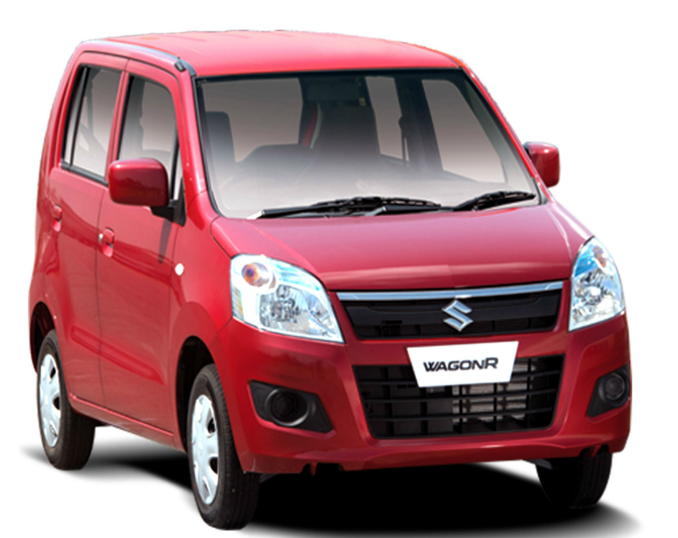 New WagonR 2014 Red
