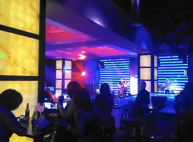 Balada Backstage at the Rosen Plaza na International Drive em Orlando