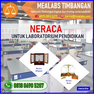 Neraca untuk Laboratorium Pendidikan