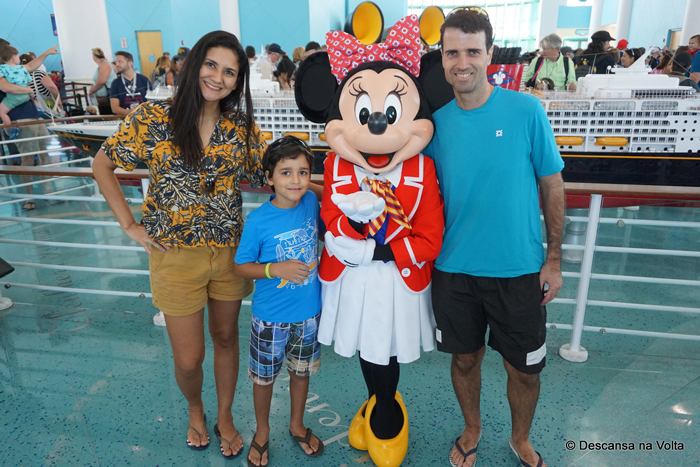 Embarque Disney Dream
