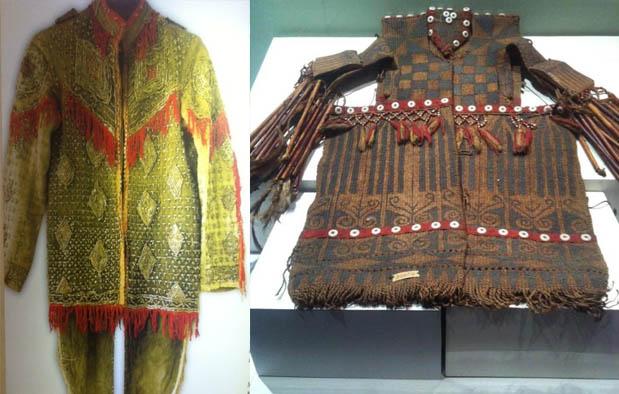 Pakaian Adat Kalimantan Tengah, Nama, Gambar