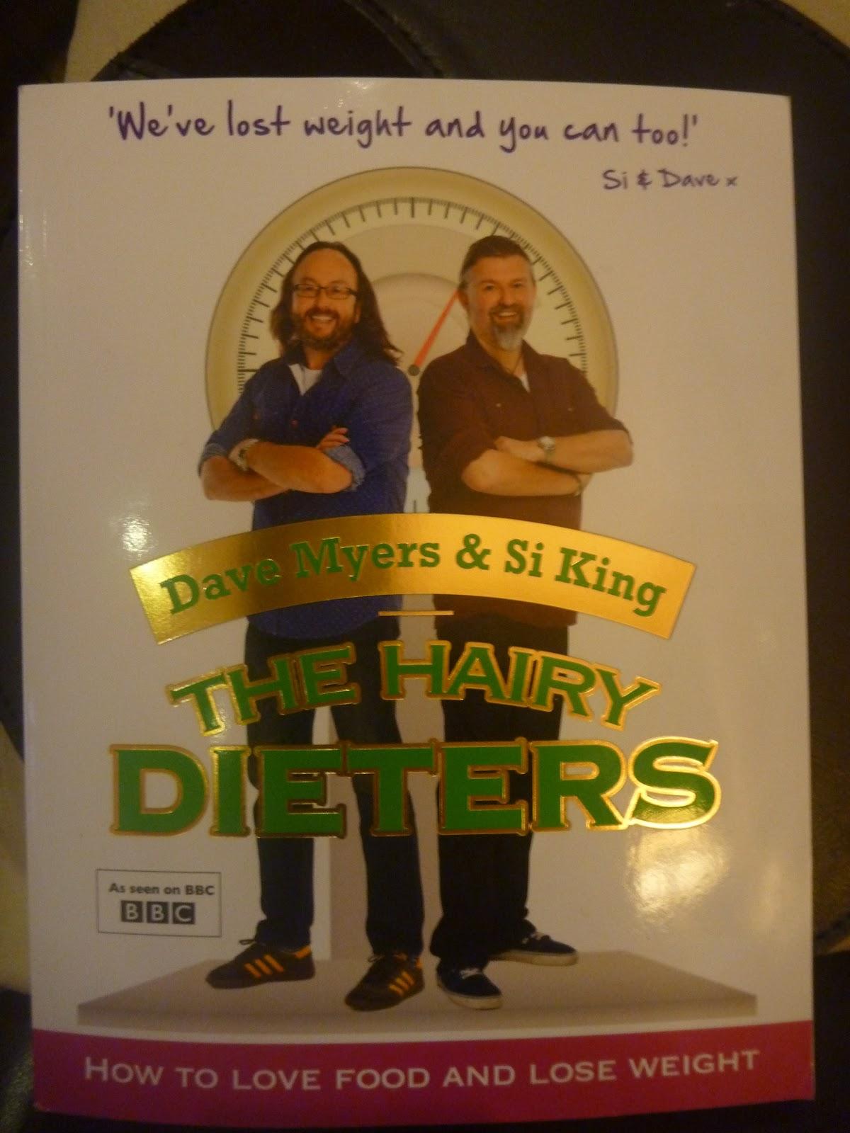 Hairy Dieters Recipe Book