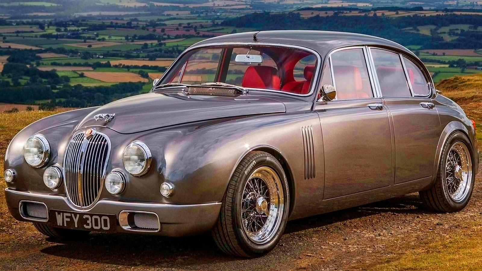 cmc classic motor cars jaguar mark 2 2014 by callum 4 3 v8 carwp. Black Bedroom Furniture Sets. Home Design Ideas