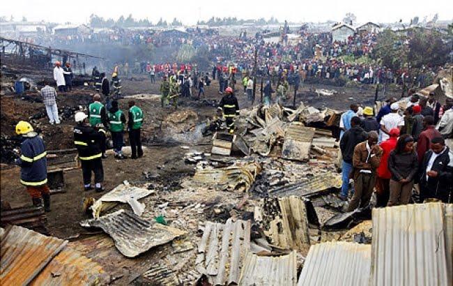 News, Photos: Nairobi gas explosion photo 2011 09 12 Sinai ...