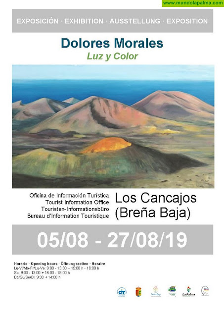 """LOS CANCAJOS: """"Luz y Color"""""""