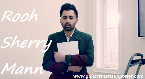 Rooh | Sherry Mann | Guitar Chords With Lyrics ft.Ravi Raj