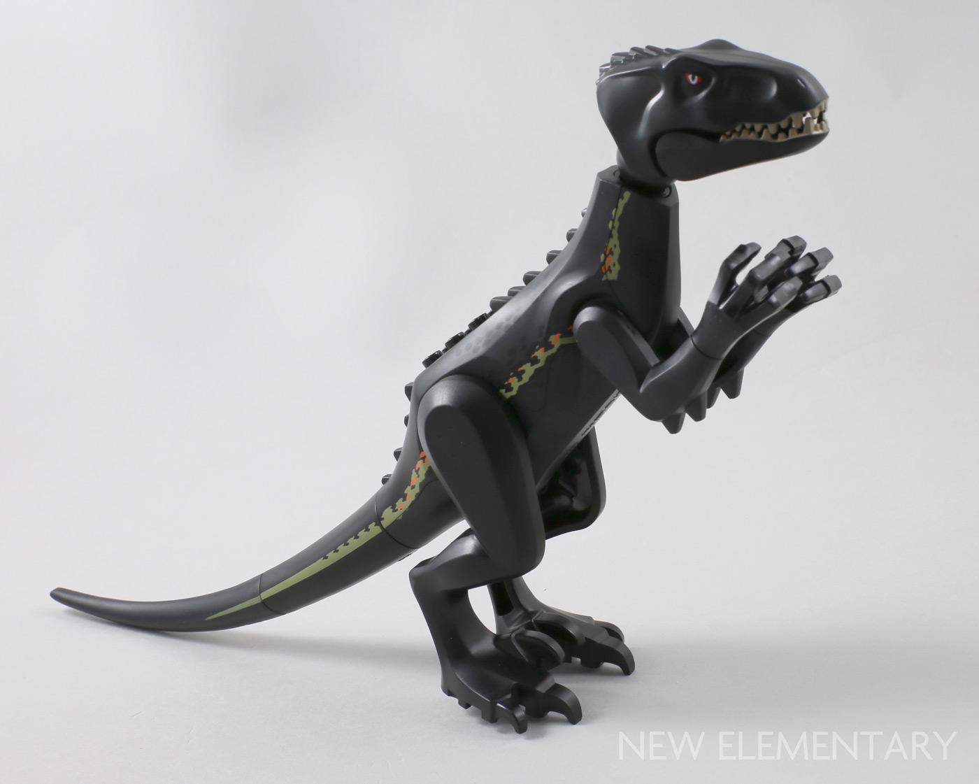 Hybrid Rampage Indominus Rex Toy
