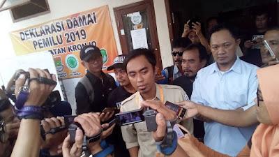 Panwaslu Kecamatan Kronjo Gelar Penanganan Pelanggaran Kampanye Pemilu