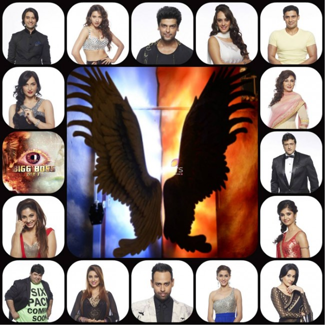 'Bigg Boss 7' 'heaven And Hell' Complete List Of