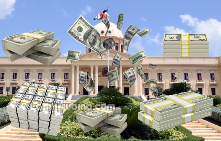 palacio nacional deuda