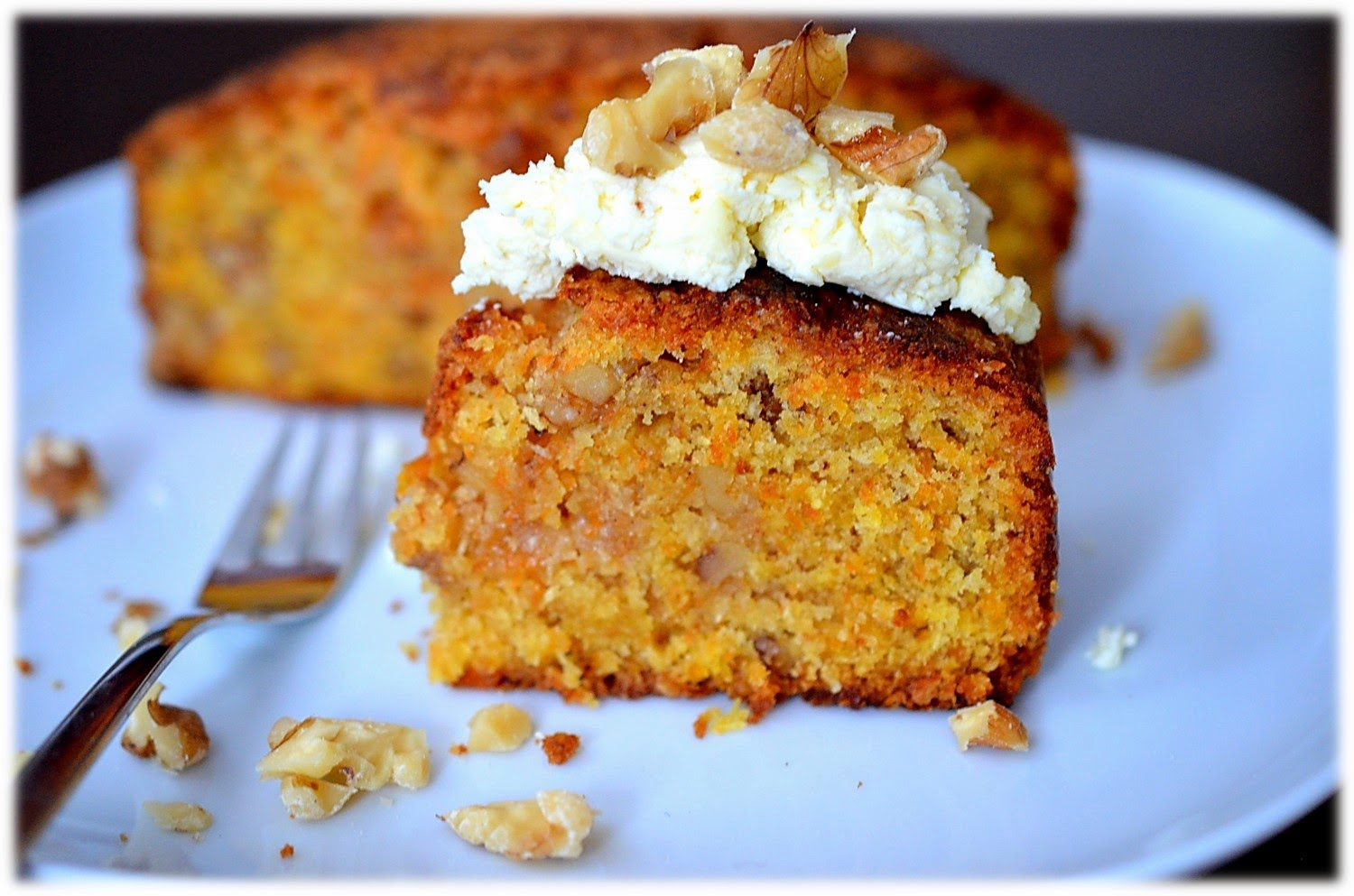 Carrot Cake, Yotam Ottolenghi, Ostern, Frosting