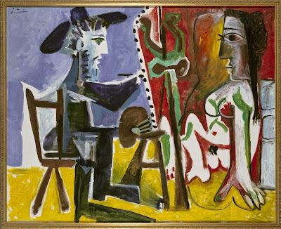 obras Picasso