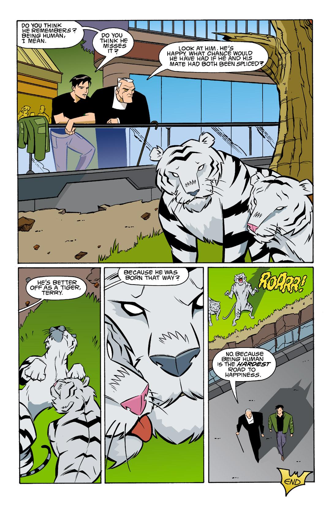 Batman Beyond [II] Issue #3 #3 - English 23