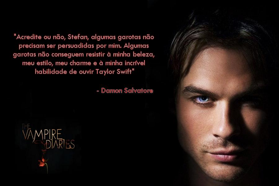 Damon Salvatore Wallpaper Quotes Ian Somerhalder Brasil Janeiro 2014