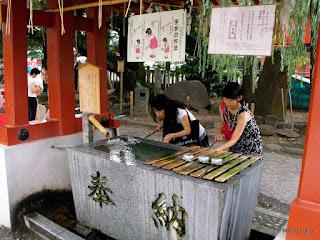 TEMPLO SENSO-JI EN ASAKUSA. TOKIO. JAPÓN.