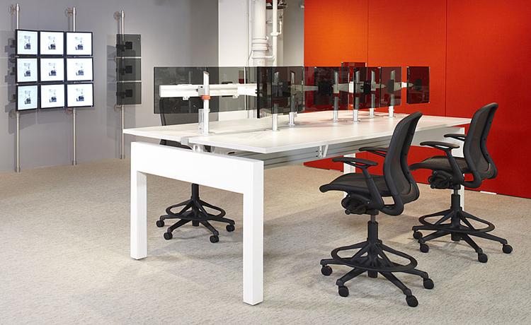 Iho espacios presenta lo nuevo de knoll en neocon 2011 for Oficinas para buscar trabajo