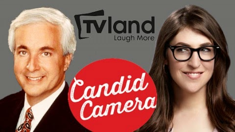 Candid Camera TV Land Peter Funt