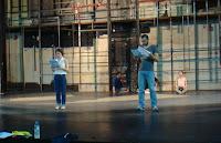 Στούντιο συγγραφής θεατρικό έργου στο Εθνικό Θέατρο
