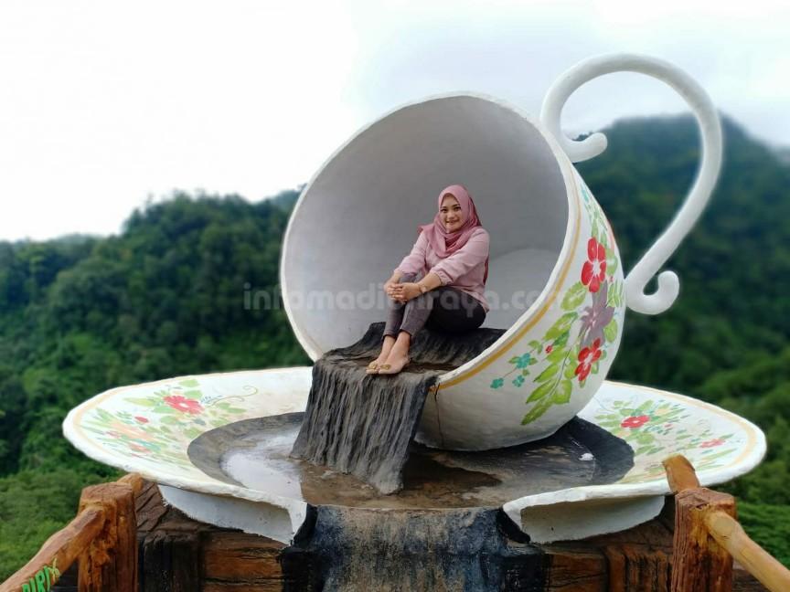 Legit Durian Mendak Dan Sejuknya Alam Watu Rumpuk Infomadiunraya Com