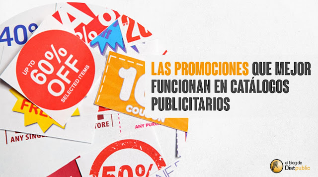 promociones en catálogos