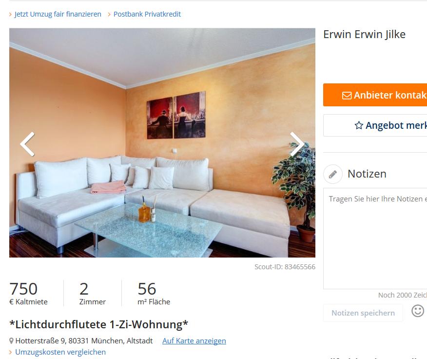 Wohnungen Hannover Sudstadt