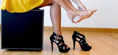Tips for using heels without suffering