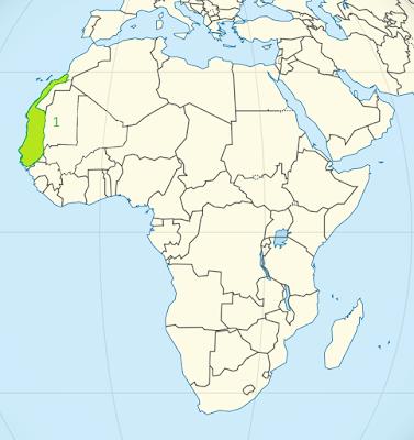 Niziny Afryki
