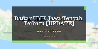 Daftar UMK Jateng Yang Ditetapkan Oleh Gubernur Jawa Tengah [UPDATE]