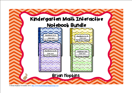 http://www.teacherspayteachers.com/Product/Interactive-Student-Notebook-Kindergarten-Bundle-1399210