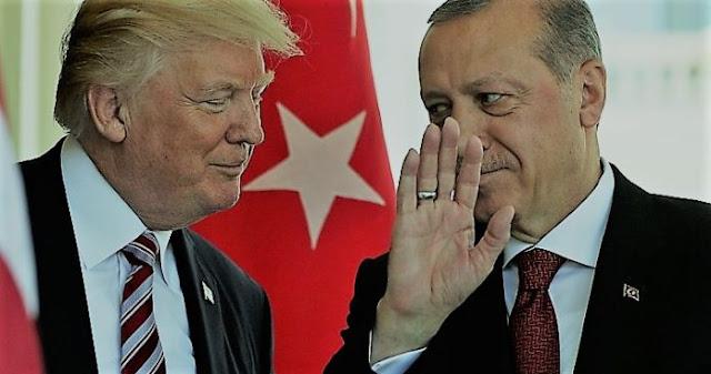 Πίσω από τη σχοινοβασία του Ερντογάν
