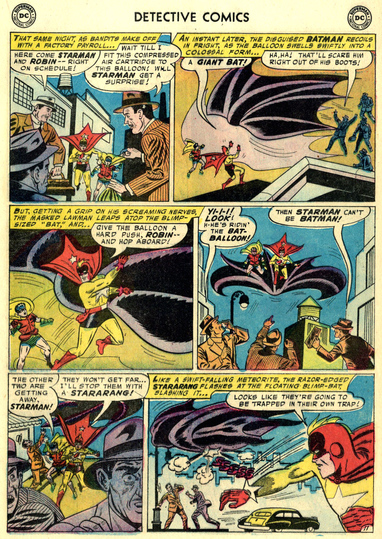 Read online Detective Comics (1937) comic -  Issue #247 - 13