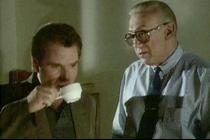 dégustation de café pour Derrick, chez LACN