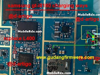 Jalur Charger Samsung Galaxy I8160 Trick Jumper