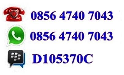 1. Silakan hubungi kami dengan kontak di bawah ini: