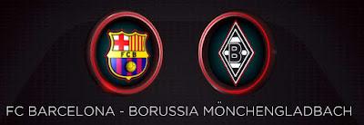 Barcelona Borussia martes 6 de diciembre de 2016 en Antena 3