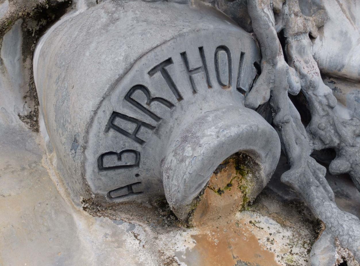 bartholdi fontaine
